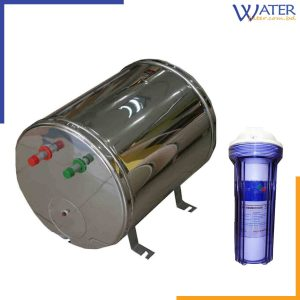 07 Gallon Wall Type Automatic Electric Geyser with Safety Filter